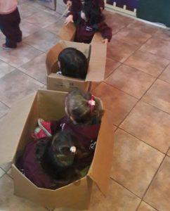 tren de cajas planificacion maternal