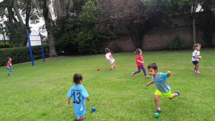 actividades extracurriculares futbol