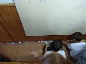 actividades para trabajar nociones espaciales en preescolar