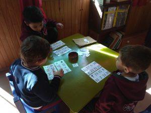 actividades de matematicas bingo