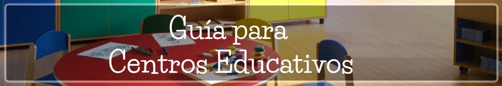 guia para centros educativos