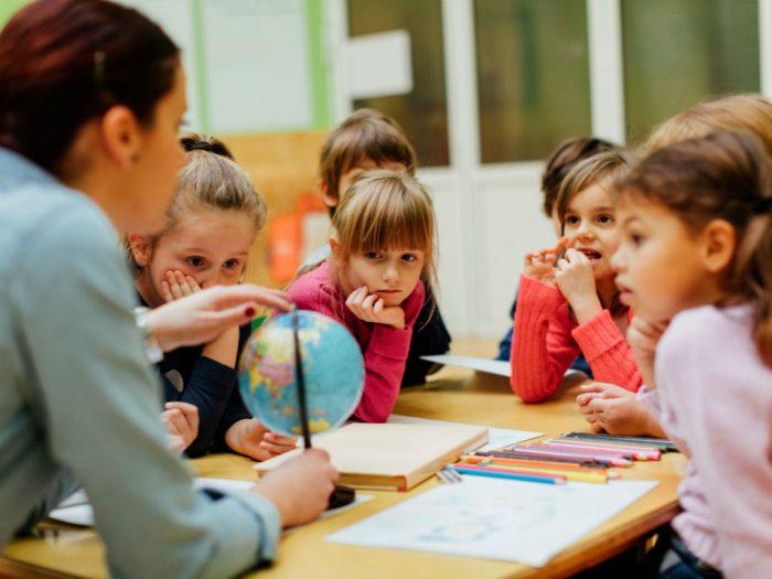 Transición de Preescolar a Primaria