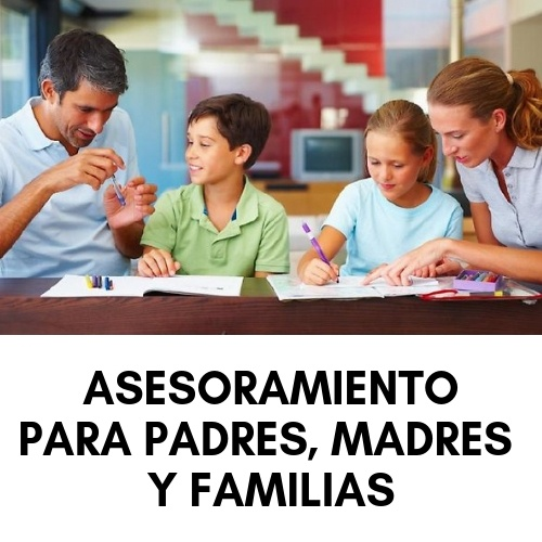 asesoramiento para familias