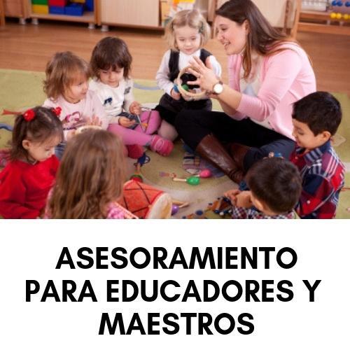 asesoramiento para educadores