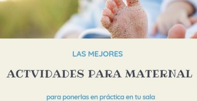 actividades para maternal