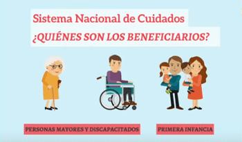 beneficiarios sistema de cuidados